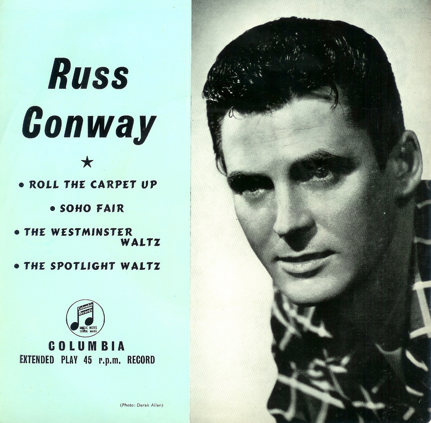 Russ conway roulette