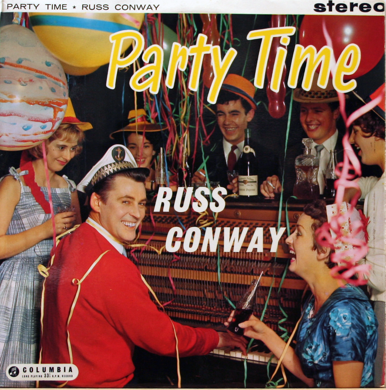 Russ Conway - Tony Osborne And His Orchestra - Concerto For Lovers